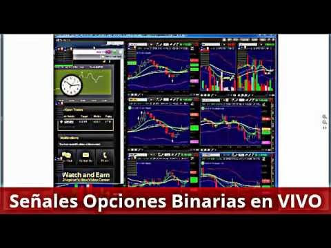 Opción binaria en youtube