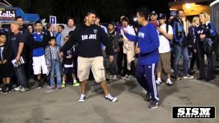 Ground Moves, Pannas, Street Soccer, SISM