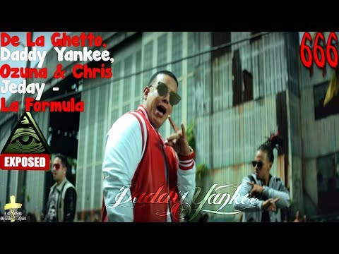 De La Ghetto, Daddy Yankee, Ozuna & Chris...