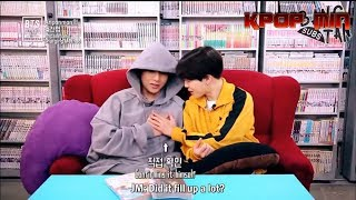Video How JIMIN and V (지민 & 태형 BTS) treat each other download MP3, 3GP, MP4, WEBM, AVI, FLV Juli 2018
