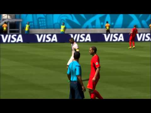 BELGIUM - USA | 2014 FIFA World Cup (All Goals Highlights HD)