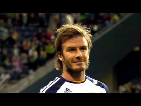 End It Like Beckham: Soccer Star Leaving LA Galaxy