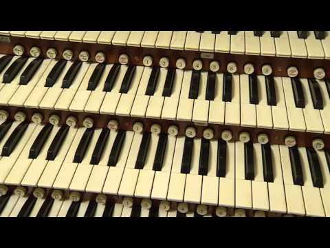 St. Joseph Cathedral Hook & Hasting Organ