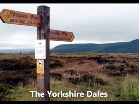 English lesson: a trip round The Yorkshire Dales