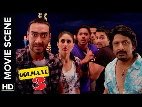 Lagana Lagana Dekhana Dekhana | Golmaal 3 | Comedy Movie Scene