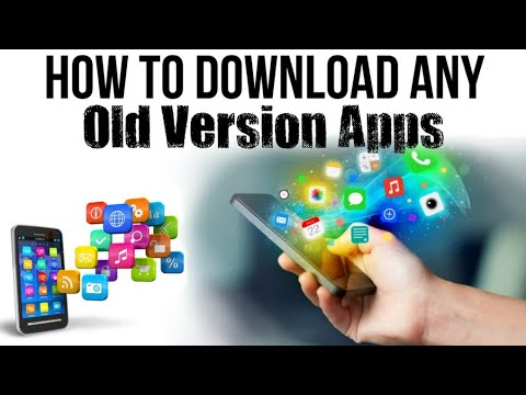 How To Download Any Old Version Apps | Apkpure download apps | MKK EDITZ