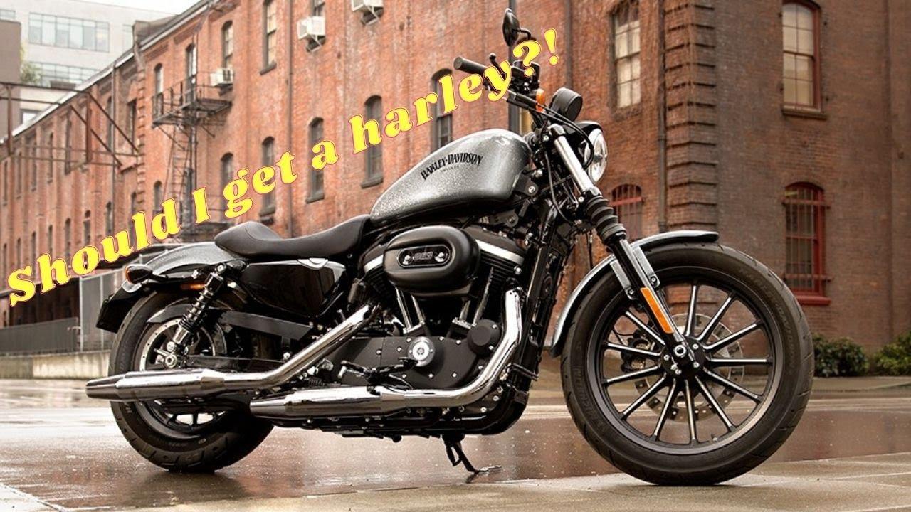 Should I get a Harley?!