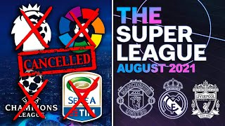 EUROPEAN SUPER LEAGUE: WHAT HAPPENS NEXT? | W&L