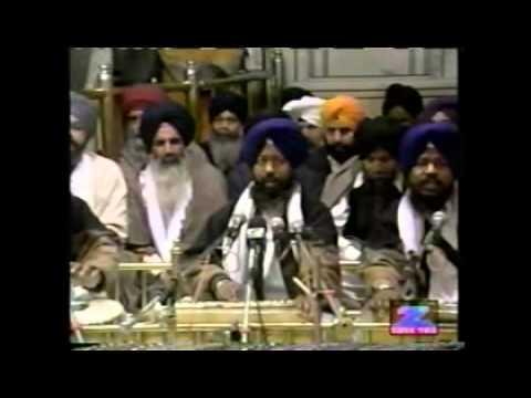 Tudh Aage Ardas Hamari - Bhai Gurcharan Singh - Live Sri Harmandir Sahib