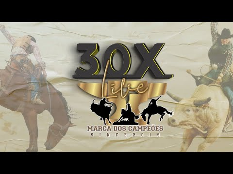 Live 30X A marca dos campeões