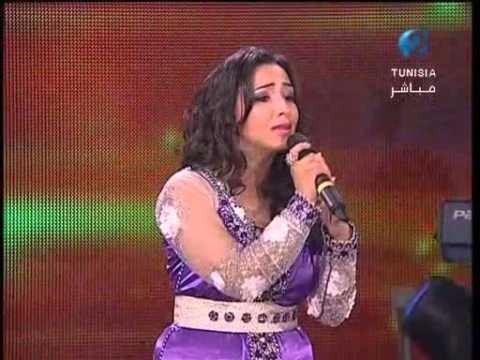 Salma au Festival de La Chanson Arabe