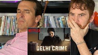 DELHI CRIME Trailer REACTION!    Netflix   Shefali Shah