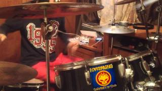 The Offspring - Conspiracy Of One (Drum Cover)