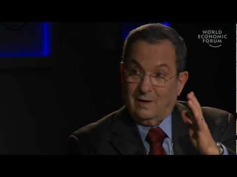 Davos 2013 - An Insight, An Idea with Ehud Barak