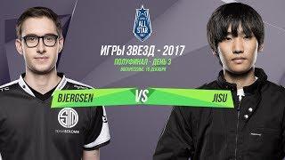 Игры звезд – 2017: Полуфинал, Bjergsen vs Jisu.