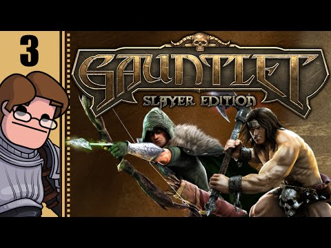 Let's Play Gauntlet: Slayer Edition Co-op Part 3