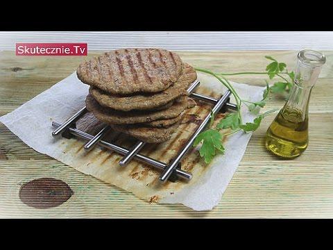 Chlebki oliwne. Przaśne chlebki z patelni :: Skutecznie.Tv [HD]