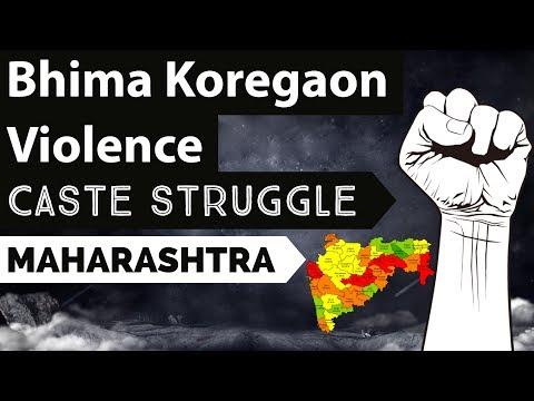 Maharashtra Bhima Koregaon violence - Dalit uprising or pure politics? Brahman Dalit Caste war