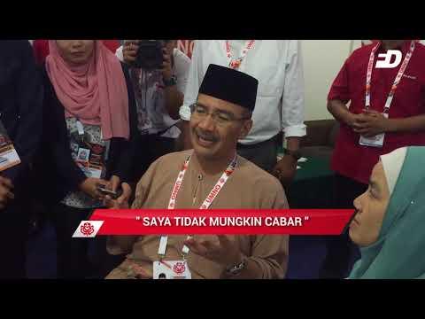 "PAU2017: Datuk Seri Hishammuddin Tun Hussein- ""Saya Tidak Mungkin Cabar"""