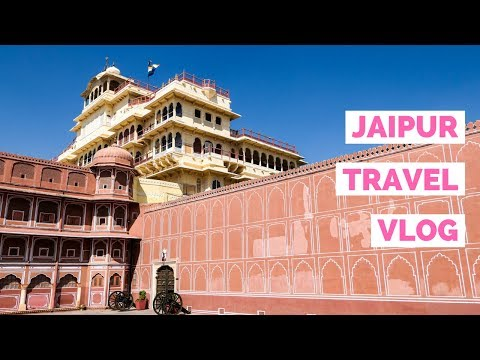 Jaipur City Guide | Rajasthan India Travel Video