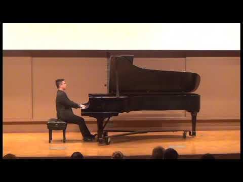 Beethoven Sonata No. 30 in E Major, Op. 109