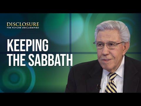 Why Should We Keep the Sabbath?
