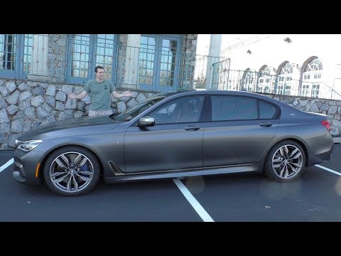 The $180,000 BMW M760i Is the Most Expensive BMW Ever