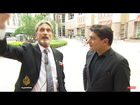 US election: Gary Johnson to run as Libertarian candidate