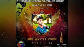 THALANA Tamilnattuku Yaaru Remix (Dj-Love Rajesh)