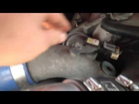 How to change your MAF sensor on lb7 diesel