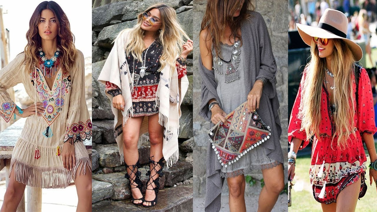 Stylish Bohemian Casual