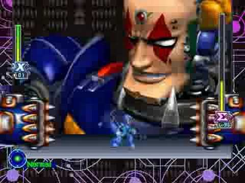 Rockman X5 Maverick Bosses Normal X Parte 4