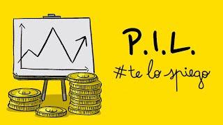 CHE COS'È IL PIL (PRODOTTO INTERNO LORDO)? #TELOSPIEGO
