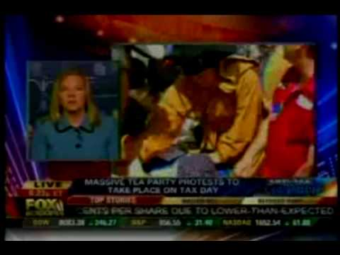 Pat Anderson discusses the Minnesota Tea Party on Fox Business News