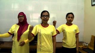 Lagu bahasa isyarat Pergi Belajar