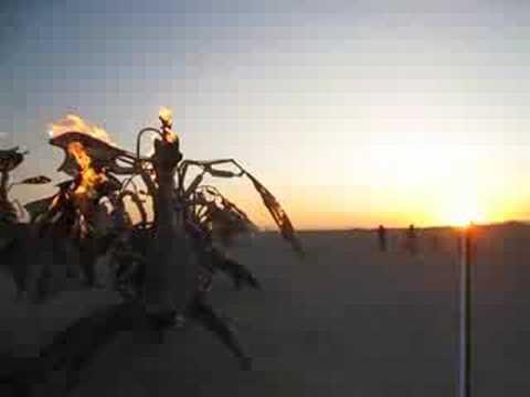 FLG - Mutopia - Sunrise Show - Colored Fireballs