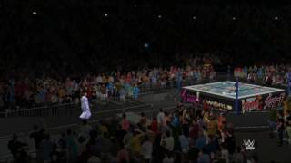 WWE 2K Universe - WWE 2K17: Marty Scurll's 1st Entrence as WWE Champion thumbnail