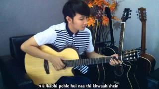 Chahun Main Ya Naa Aashiqui 2 Nathan Fingerstyle Cover Aditya Roy Kapur Shraddha Kapoor