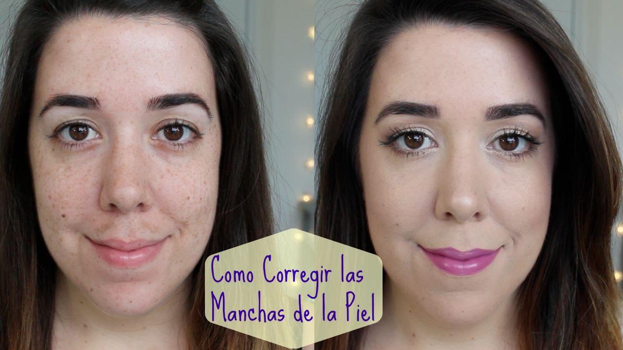 C mo corregir las manchas del rostro con maquillaje - La domotica como solucion de futuro ...