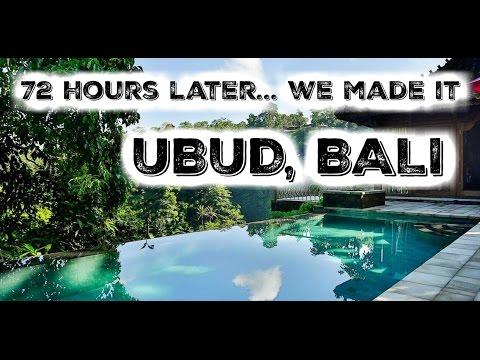 En Route to Bali