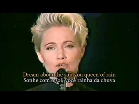 Queen Of Rain - Roxette - Karaokê