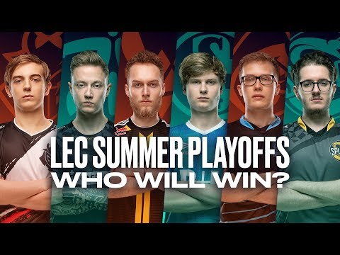 #LEC Summer Playoffs – Opening Tease