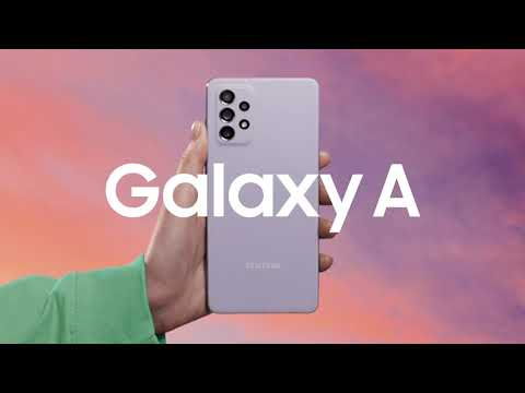 2021 Galaxy A Official Launch Film NEW Awesome is for everyone  Samsung 1080p