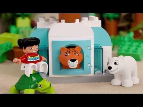 Slide - LEGO DUPLO - Mini Movie (BE FR)