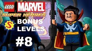 Deadpool Bonus Level 8 - Stranger Danger - Lego Marvel Super Heroes