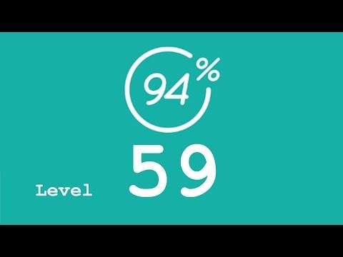 94 Prozent (94%) - Level 59 - Bild Labor.avi - Lösung