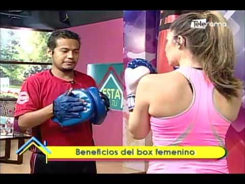 Beneficios de box femenino