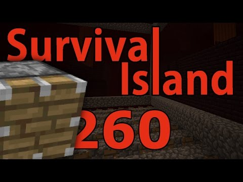 Minecraft- Survival Island [260] SIFTING MACHINE