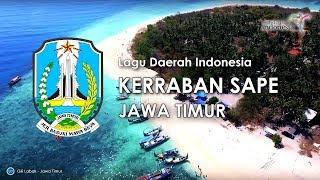 Gambar cover Kerraban Sape - Lagu Daerah Jawa Timur (Karaoke dengan Lirik)