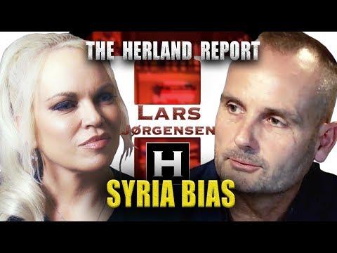 Western Media, a Propaganda Tool - Lars Jørgensen, Herland Report TV (HTV)